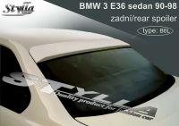 Spoiler zadní kapoty pro BMW 3/E36 1990-1998r