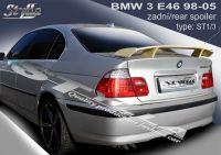Spoiler zadní kapoty pro BMW 3/E46 sedan 1998-2005r