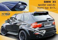 Spoiler zadní kapoty pro BMW X5/E70 2007r =>