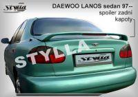 Spoiler zadní kapoty pro DAEWOO Lanos sedan 1997-2001r