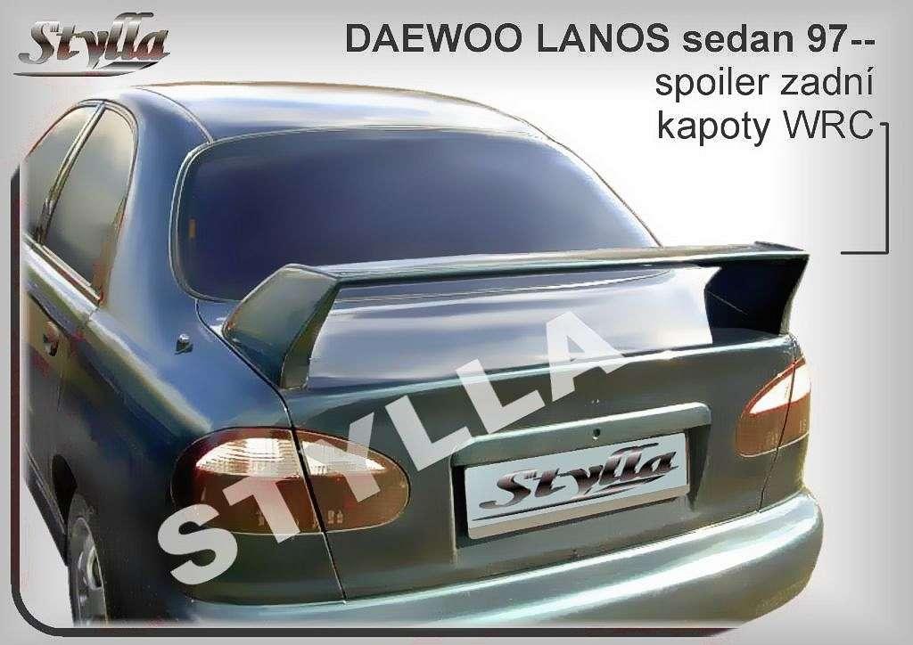 Spoiler zadní katopy, střešní na míru pro DAEWOO Lanos sedan 1997-2001r