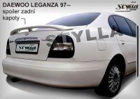 Spoiler zadní kapoty pro DAEWOO Leganza 97-2004r