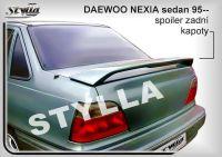 Spoiler zadní kapoty pro DAEWOO Nexia sedan 95-1997r
