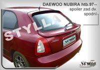 Spoiler zadní kapoty pro DAEWOO Nubira htb 97-1999r