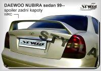 Spoiler zadní kapoty pro DAEWOO Nubira sedan 1999r =>