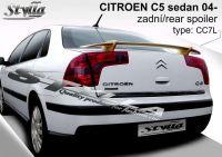 Spoiler zadní pro CITROEN C5 sedan 2004-2008r