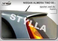 Zadní spoiler křídlo pro NISSAN Almera Tino 2000r =>