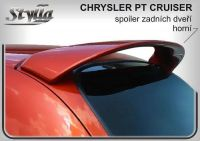 Spoiler zadních dveří horní pro CHRYSLER PT Cruiser 2000r =>