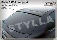 Spoiler zadního okna, střešní pro BMW 3/E36 compact 1994-2000r