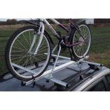 Nosič jízdního kola aluminium - uzamykatelný