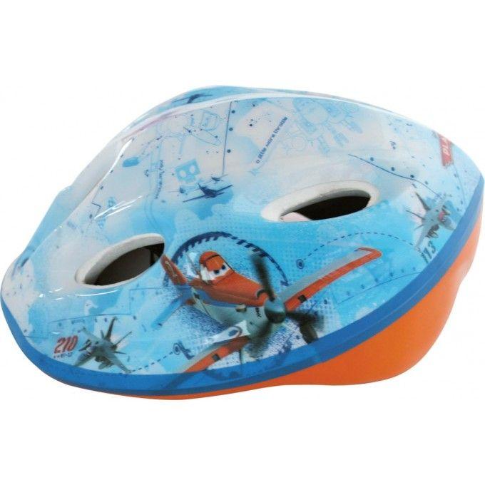 Dětska bezpečnostní cyklo přilba letadla pro holku 52-56cm Planes Disney 276b11fe68