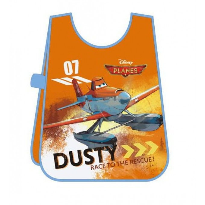 Zábavná a praktická zástěra Letadla Planes 2-6let Disney