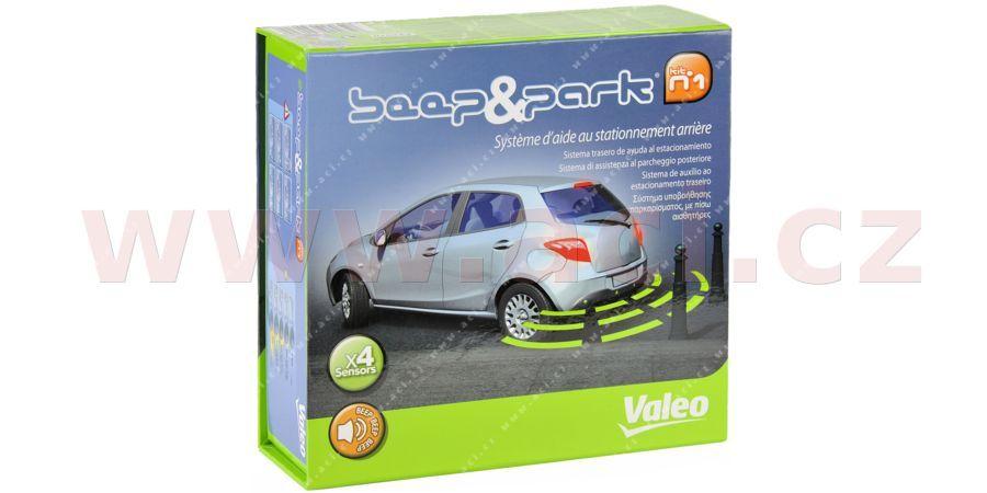 Parkovací asistent VALEO BEEP & PARK zadní Vyrobeno v EU