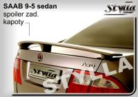Zadní spoiler křídlo zadní pro SAAB 9-5 sedan 1997r =>