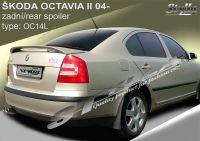 Zadní spoiler ŠKODA Octavia htb 2004r =>,  křídlo zadní