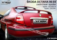 Zadní spoiler křídlo zadní pro ŠKODA Octavia htb 96-2004r