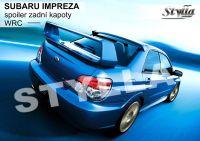 Zobrazit detail - Zadní spoiler křídlo zadní pro SUBARU Impreza 00-2008r