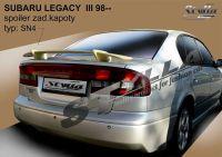 Zobrazit detail - Zadní spoiler křídlo zadní pro SUBARU Legacy 98-2003r