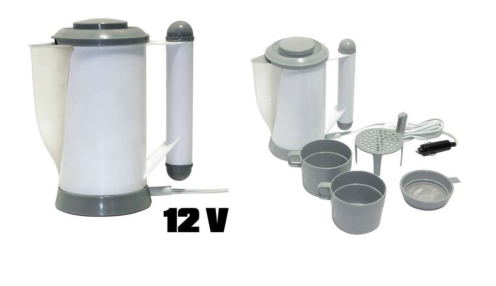 Varná konvice do auta 12V, 700ml