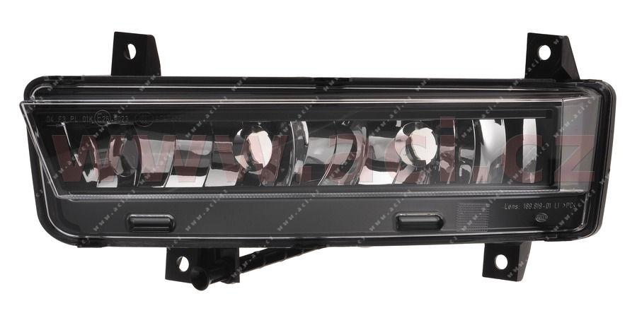 PŘ. MLHOVKA H16 ORIGINÁL L Škoda OCTAVIA III 11/2-