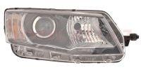 PŘ. SVĚTLO BI-XENON D3S+LED AUTOMOTIVE LIGHTING (PRVOVÝROBA) P Škoda OCTAVIA III 11/2012-
