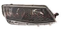 PŘ. SVĚTLO XENON D3S+LED (S MOTORKEM, BEZ ROZNĚTKY, BEZ VÝBOJKY, BEZ ŽÁROVEK) Škoda OCTAVIA III 11/2