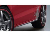 Sada nástavců bočních prahů pro Audi A1