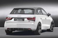Spoiler pod originální zadní nárazník pro Audi A1