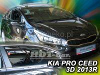 Ofuky oken Kia Procee´d II 3D 2013=> přední 2ks>
