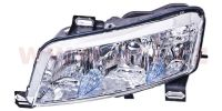 Přední světlo, světlomet FIAT STILO přední levý 2003 =>, prvovýroba