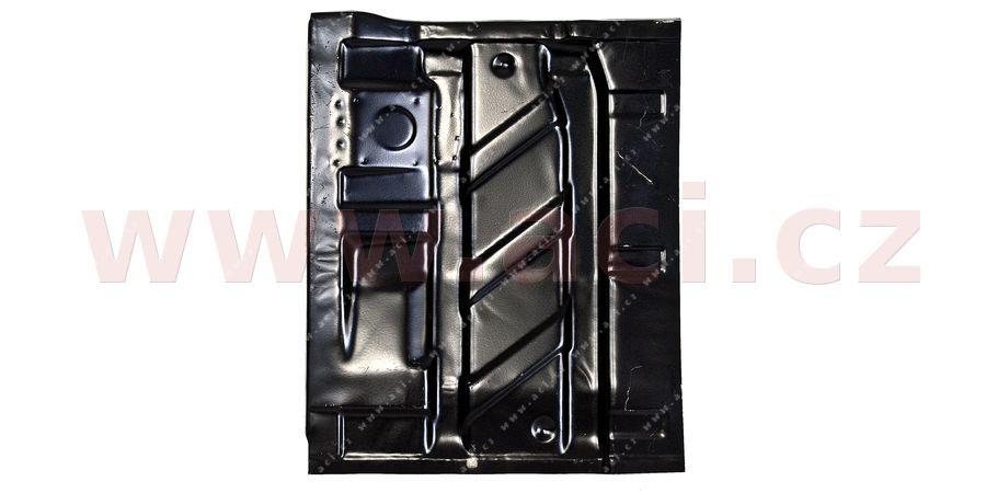 Vyrobeno v EU ZD. podlaha s podpěrou pro zvedák P pro vozy Fiat