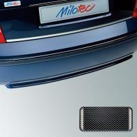Difuzor zadního nárazníku - ABS karbon, Škoda Superb