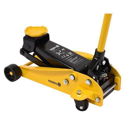Hever hydraulický 3t pojízdný hydraulický, zdvih 150 - 485 mm