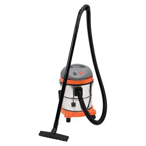 Průmyslový bezsáčkový vysavač pro suché i mokré vysávání, s nerezovou nádrží 20L 100W