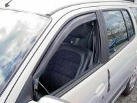 Větrné clony (ofuky) - přední, Škoda Superb III. Limousine/Combi