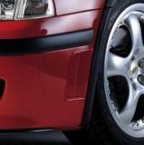 Boční výdechy předního nárazníku - Škoda Octavia Facelift