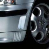 Boční výdechy předního nárazníku, Škoda Octavia