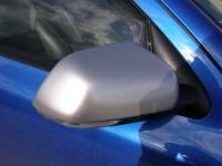 Kryty zpětných zrcátek - ABS - design matný chrom, Škoda Octavia I/Fabia I