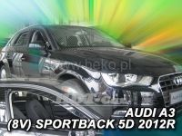 Ofuky oken Audi A3 V8 5D 2012=> sportback