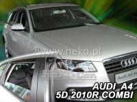 Ofuky oken Audi A4 5D 2009 => + zadní combi