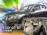 Ofuky oken Audi Q5 5D 09R + zadní