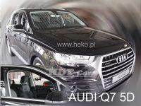 Ofuky oken Audi Q7 II 5D 15R přední