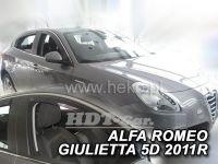 Ofuky oken Alfa Romeo Giulietta 5D 2010=> přední
