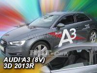Ofuky oken Audi A3 sportbag 3D 2013=> přední 2ks>
