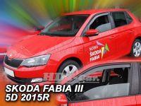 Ofuky oken Škoda Fabie III 5D 2014r =>, přední