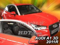 Ofuky oken Audi A1 3D 2010R přední