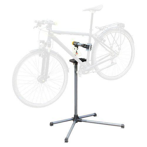 Lehký, stabilní montážní stojan na kolo pro domácí použití 105-145 cm