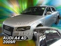Ofuky oken Audi A4 4D 2009 =>, sedan, + zadní