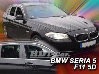 Ofuky oken BMW serie 5 (F11) 4D combi 2010r =>, 4ks přední+zadní