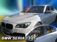Ofuky oken BMW serie 7 F01 4D 2008=>, sedan, přední+zadní